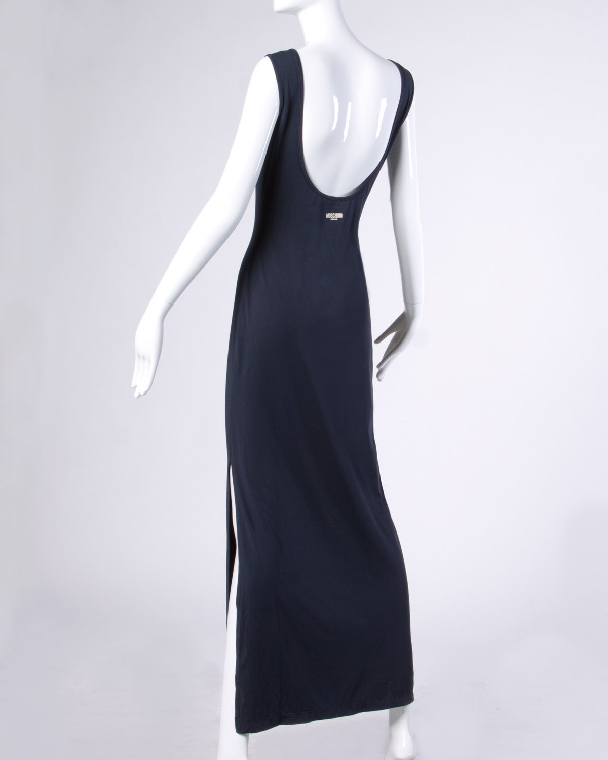 Collectible millennium maxi dress with a colorful