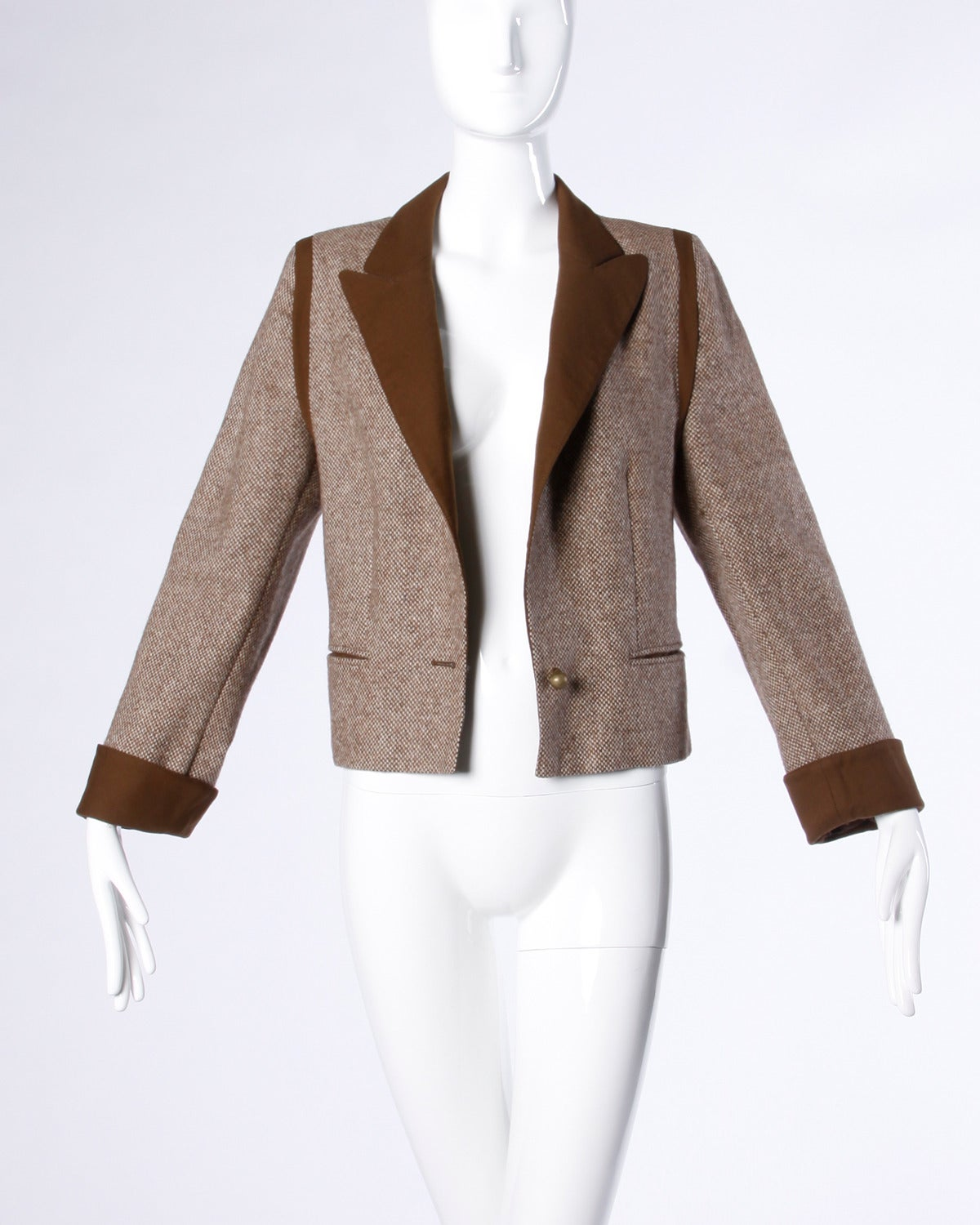 Find great deals on eBay for womens brown tweed blazer. Shop with confidence.