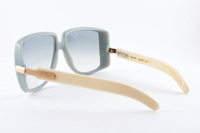 Hotel de Ville's Vintage Silhouette Oversized  Sunglasses  4