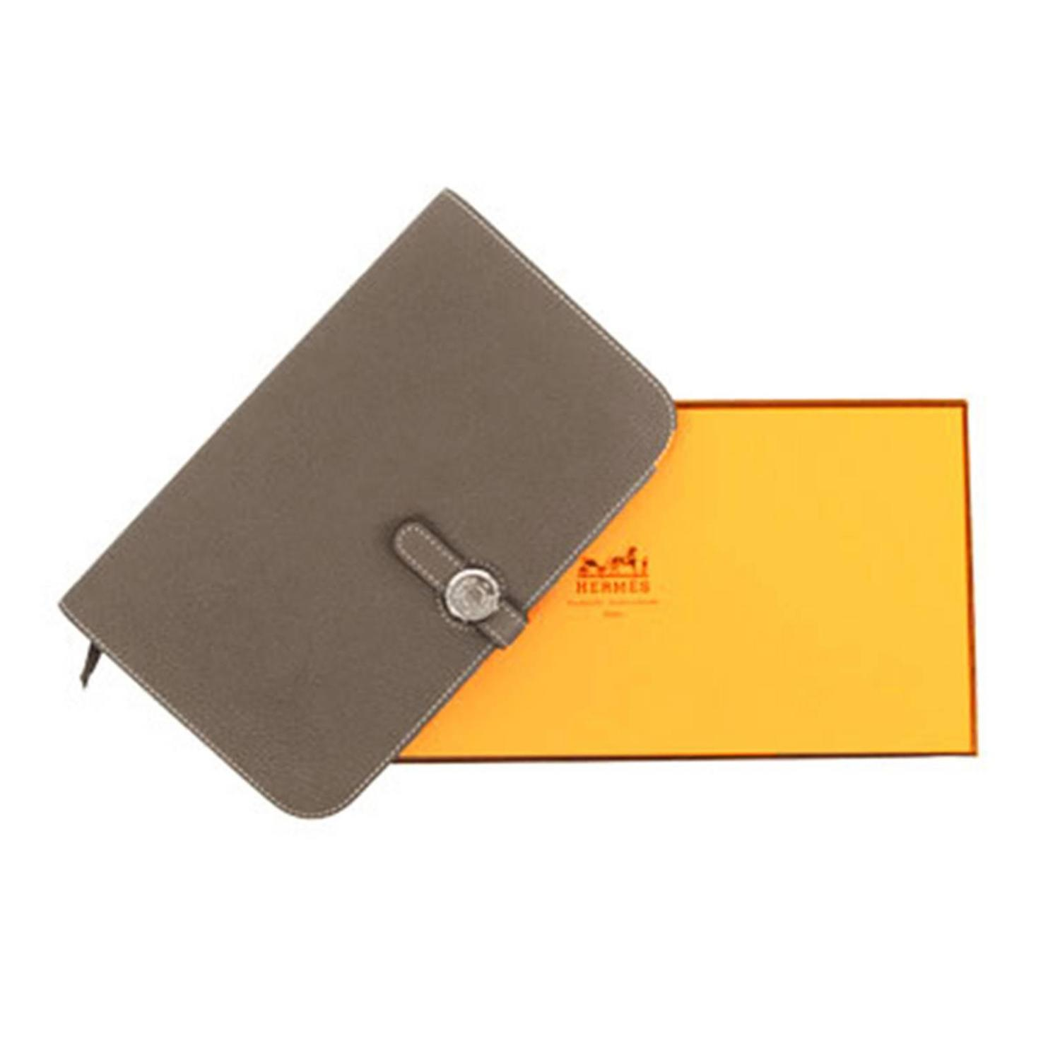 hermes dogon duo wallet womens