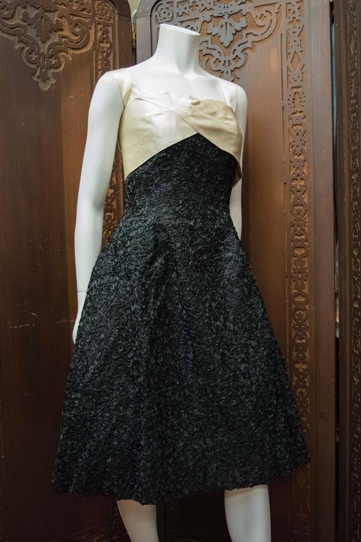 Women's 1950s Elizabeth Arden Cocktail Dress