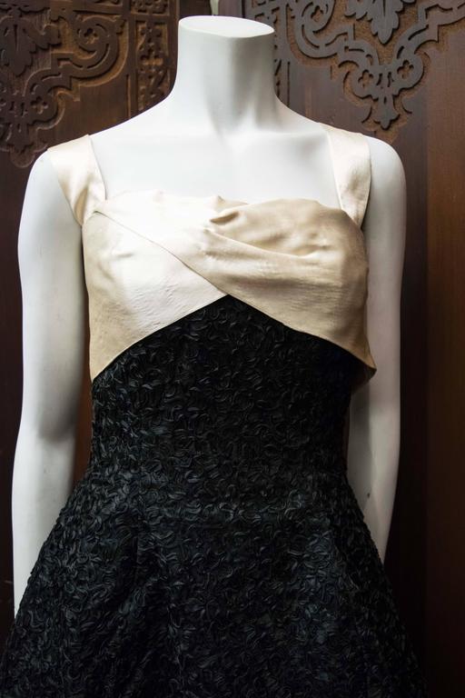 1950s Elizabeth Arden Cocktail Dress 1