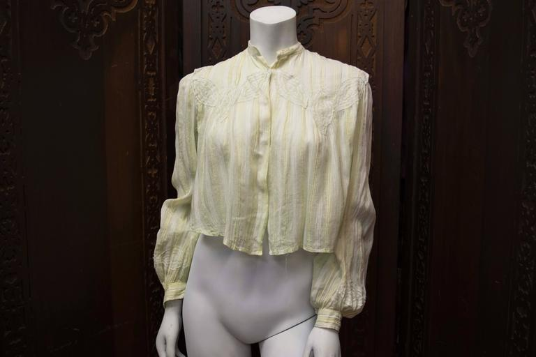 Edwardian Blouse  2