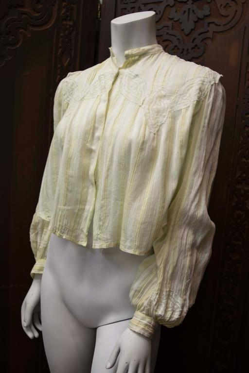 Edwardian Blouse  3