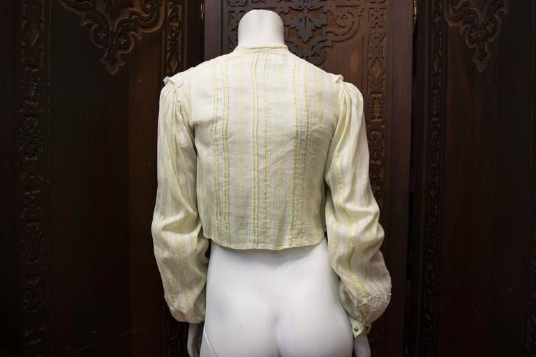Edwardian Blouse  4