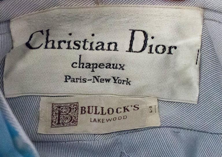 50s Dior Turbon For Sale 1