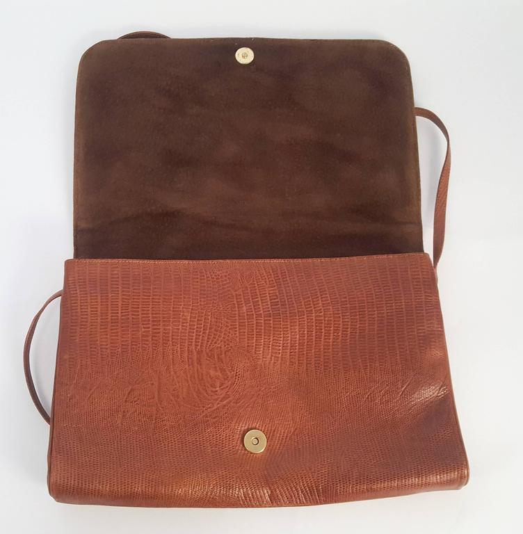Women's 1980s Sharif Multi Pieced Leather Purse For Sale