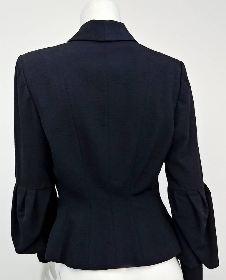 40s Lilli Ann Jacket w/ Beading Detail In Excellent Condition In San Francisco, CA