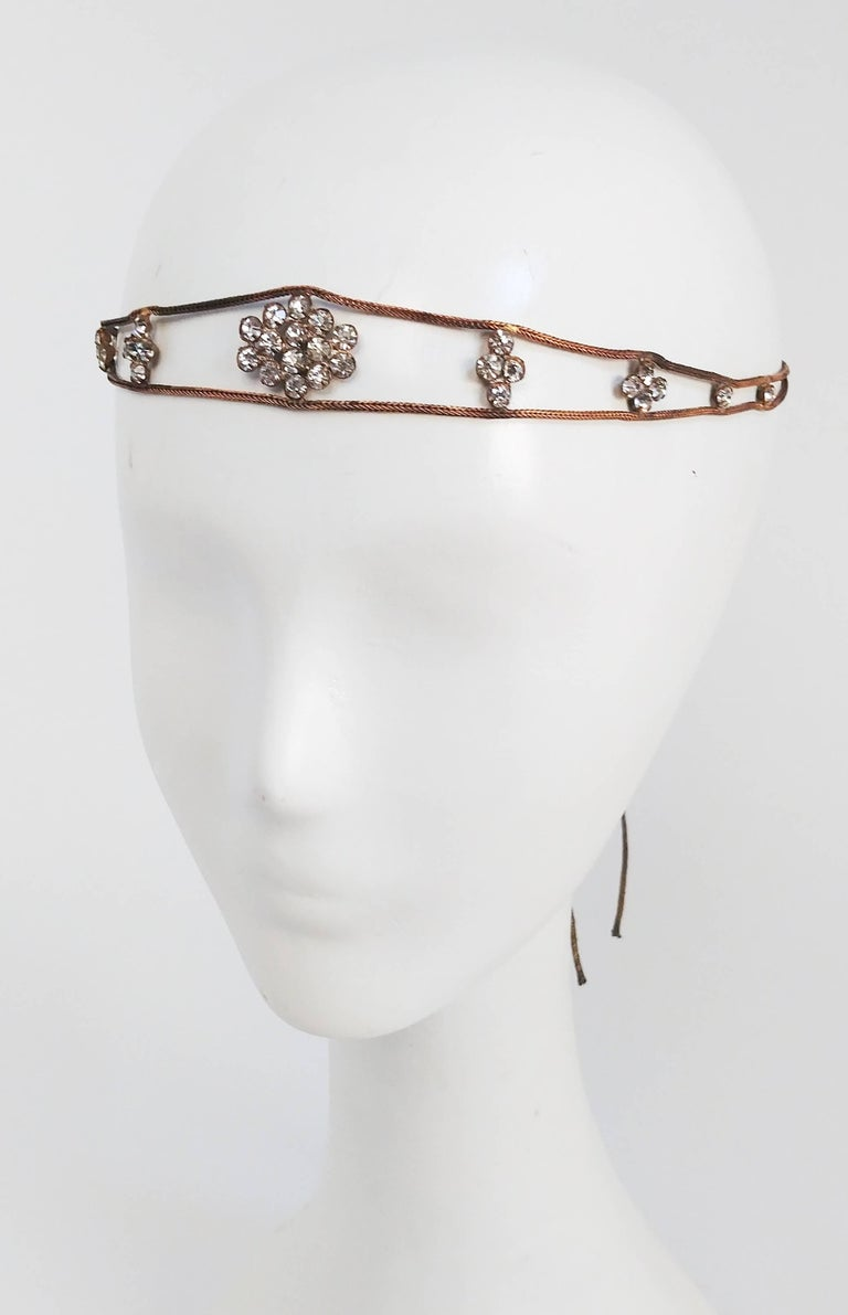 s Headband Vintage Headbands Headbands For Women Flapper Style s Style Headdress Flappers s s Flapper s Fashion Dresses Forward How to dress in a flapper costume starting with a flapper dress and adding flapper shoes, headdress, jewelry, accessories, hair and makeup.