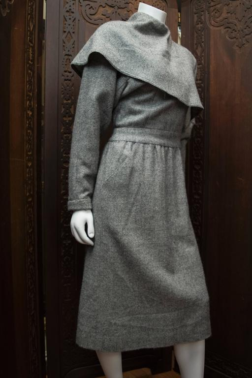 Karl Lagerfel for Chloe Cashmere Dress 6