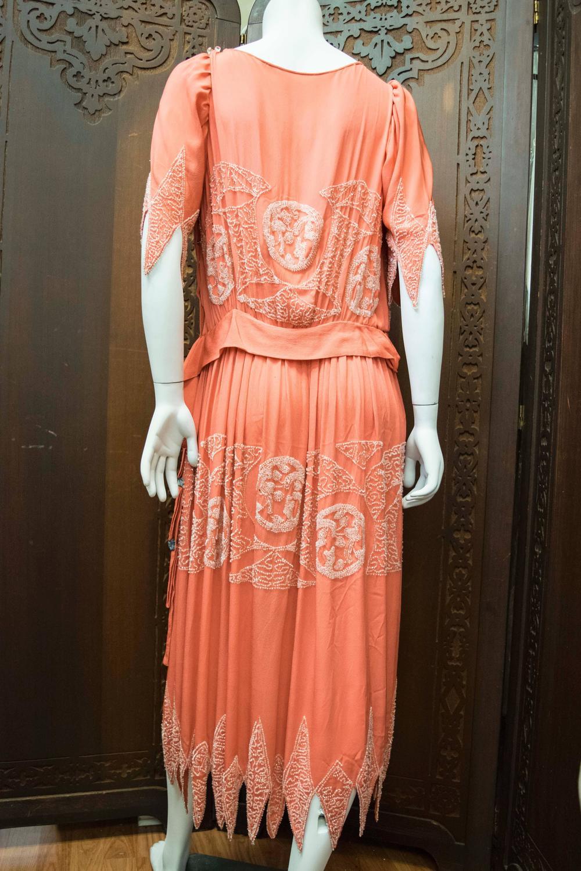Flounce Dress