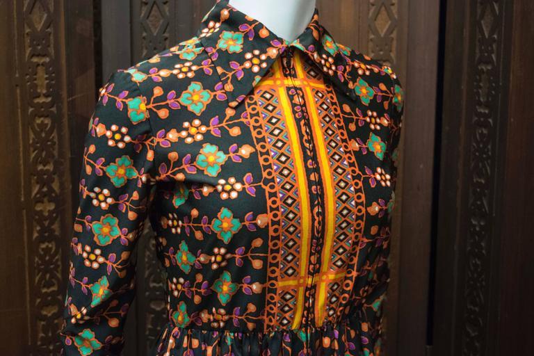 1960s Oscar De La Renta Dress 2