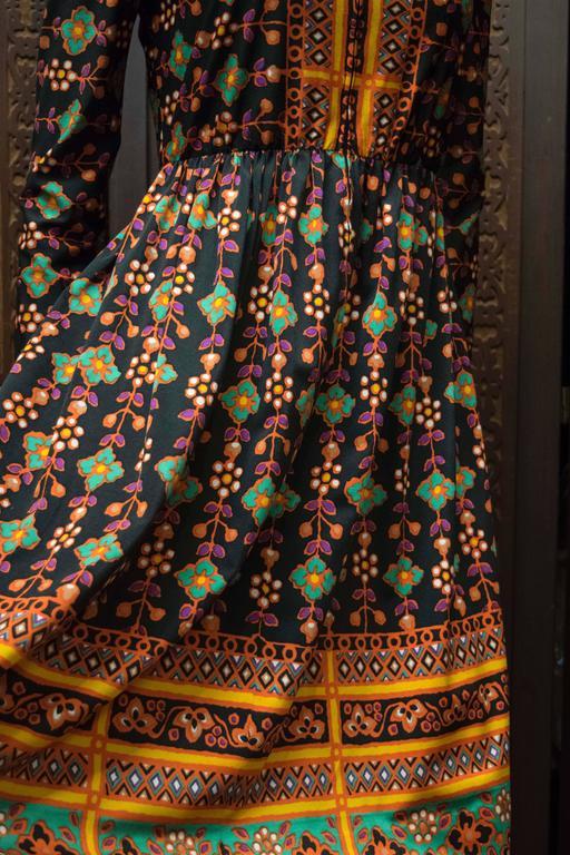 1960s Oscar De La Renta Dress 4
