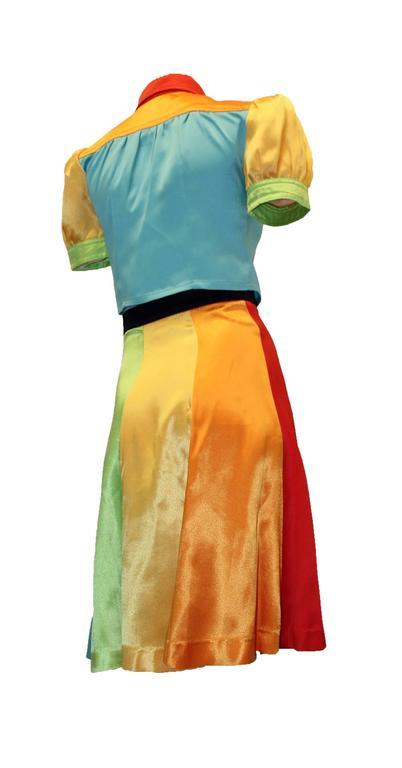 1970s Mr. Freedom Rainbow Two Piece   3