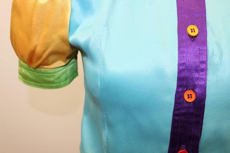 1970s Mr. Freedom Rainbow Two Piece   5