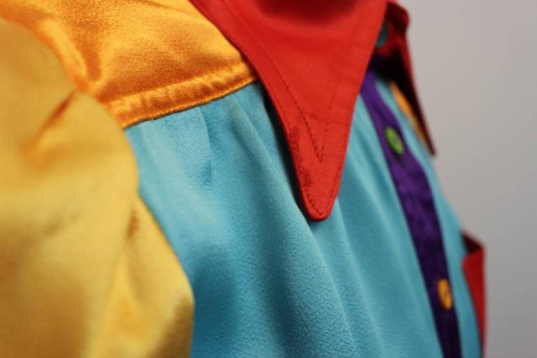 1970s Mr. Freedom Rainbow Two Piece   8