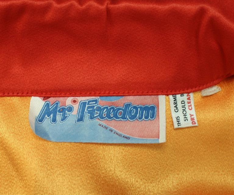 1970s Mr. Freedom Rainbow Two Piece   9