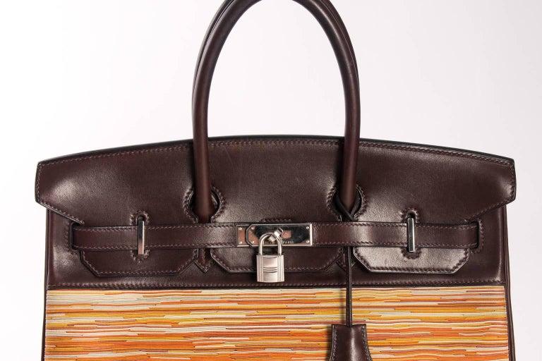 Hermès Vibrato handbag. In Excellent Condition For Sale In Stamford, CT