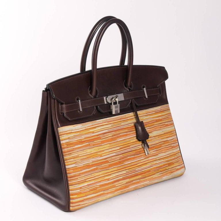 Women's Hermès Vibrato handbag. For Sale