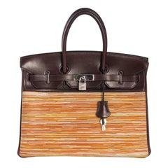 Hermès Vibrato handbag.