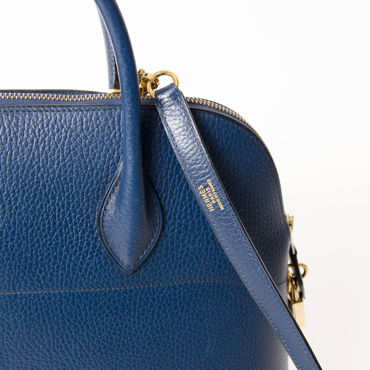 faux ostrich handbag - 1995 hermes bolide 35 brown ostrich ghw excellent condition ...
