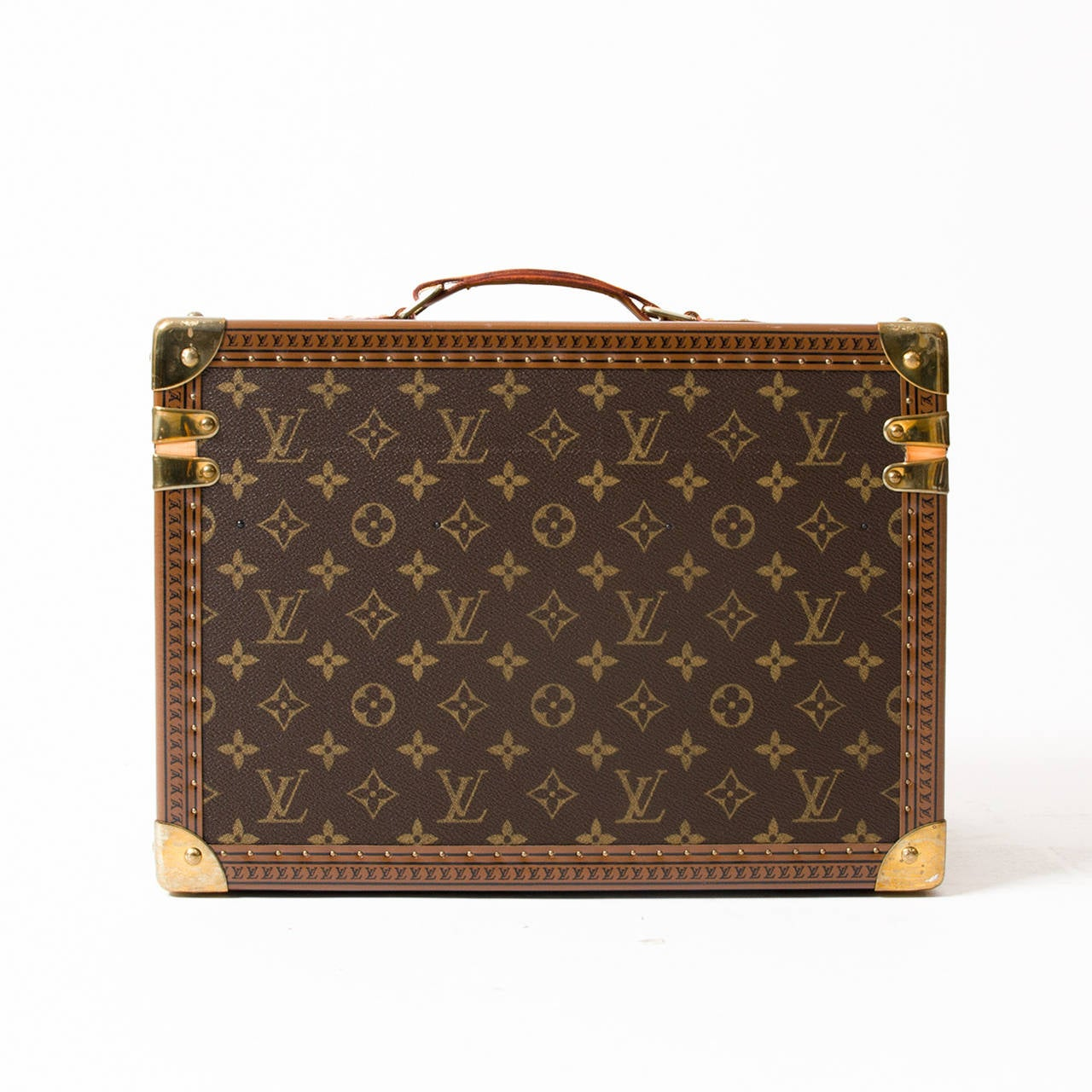 Louis Vuitton Toiletry Case Monogram 4