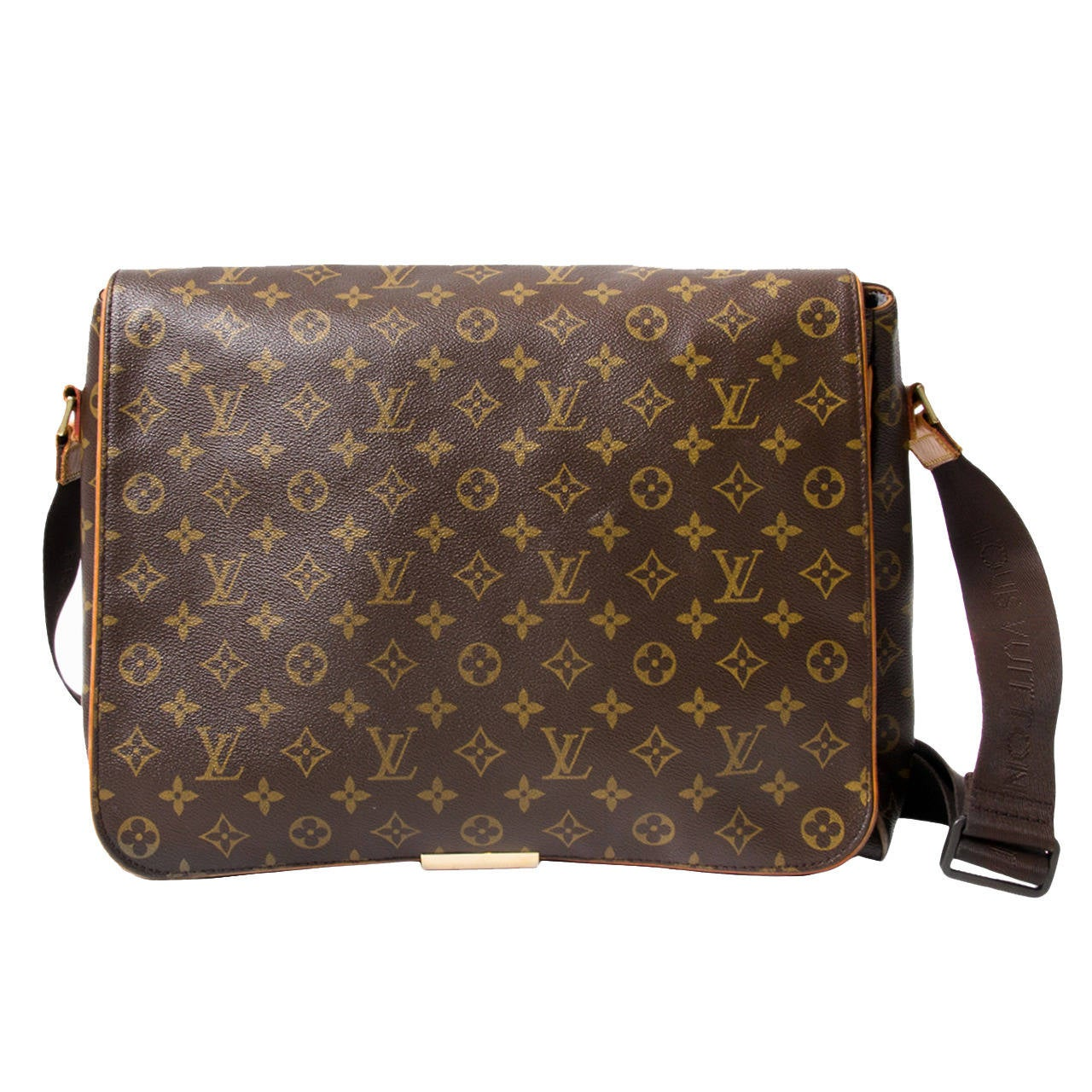 Louis Vuitton Abbesses Messenger Bag at 1stdibs