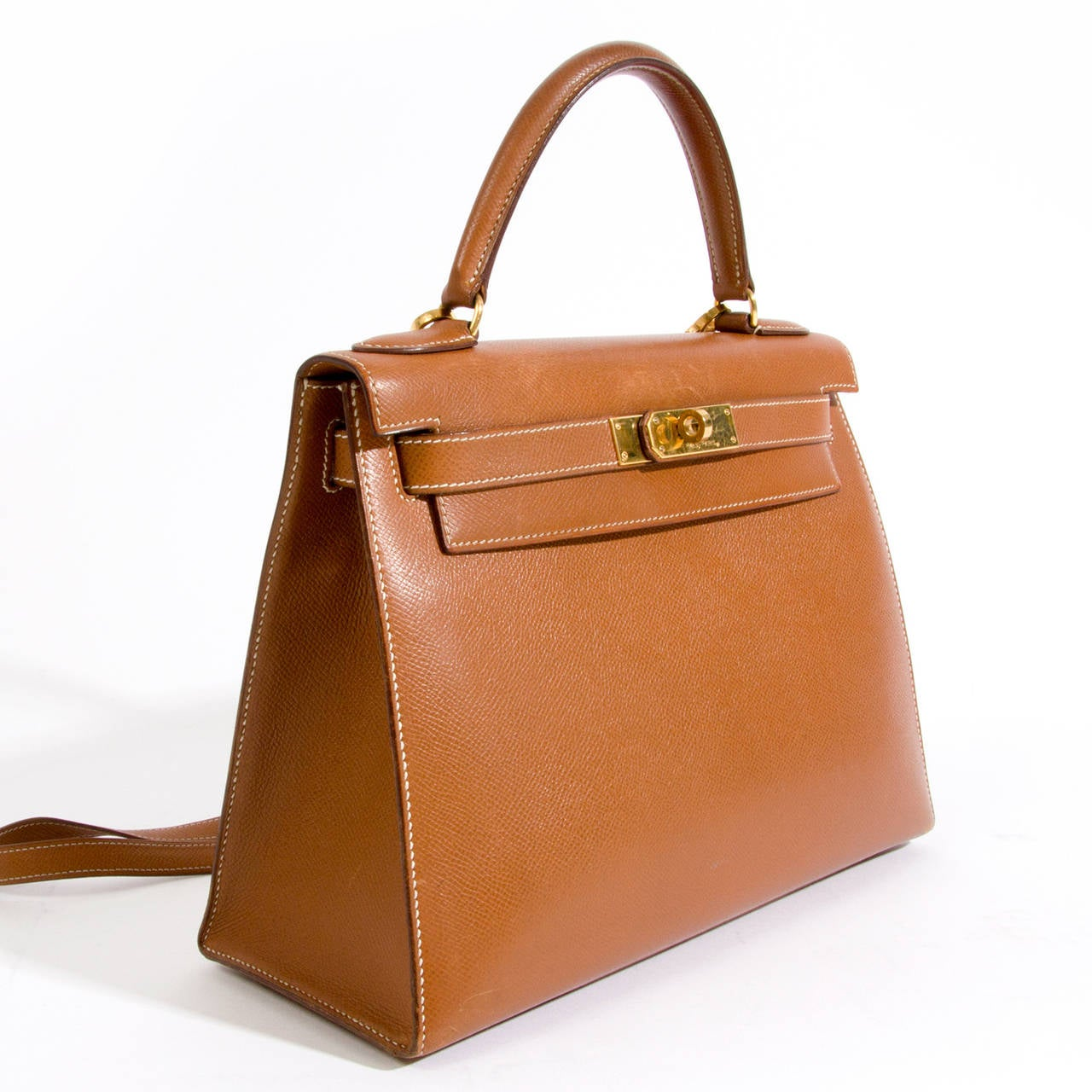 hermes handbag styles - Hermes Kelly Gold GHW at 1stdibs