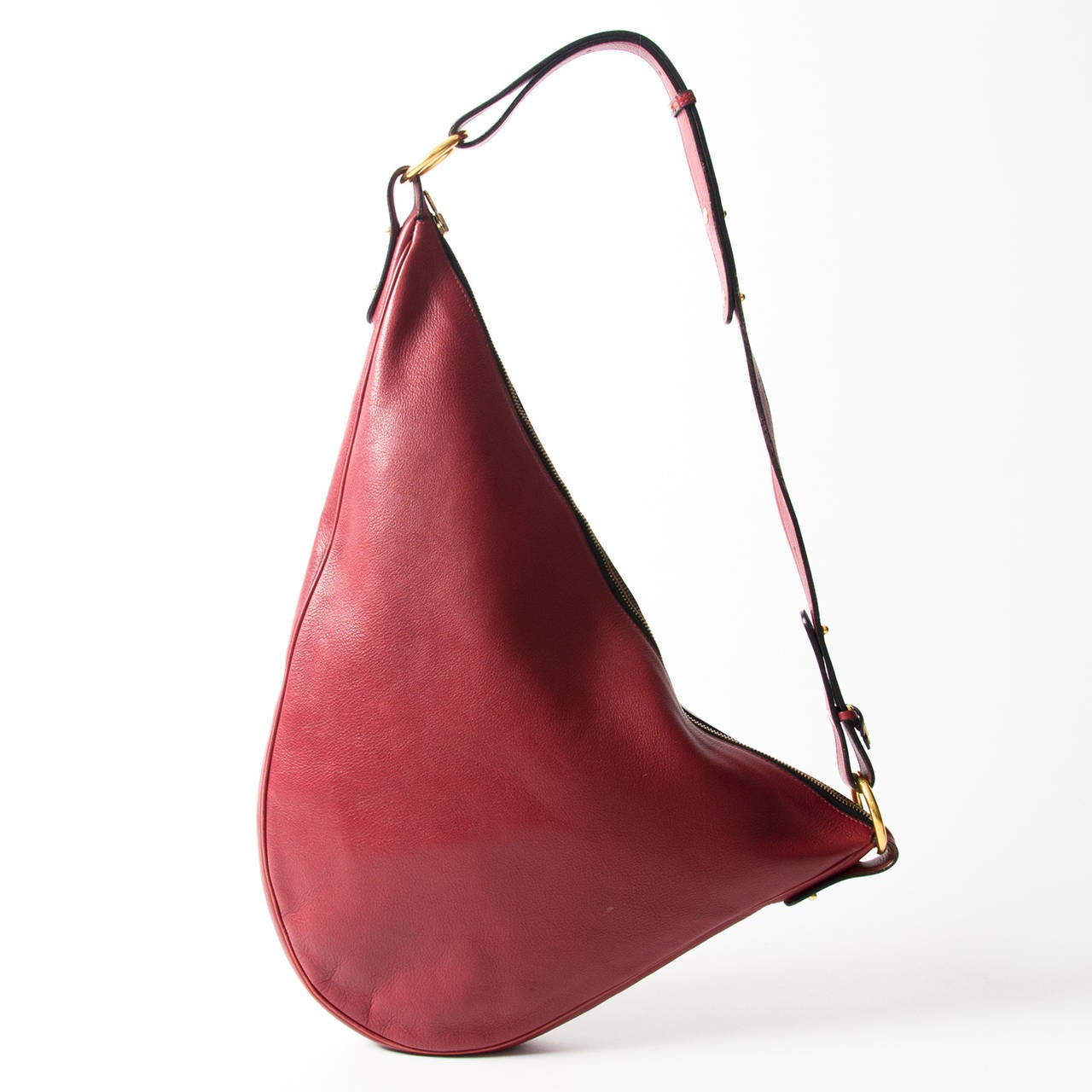 Delvaux Red Acacia Shoulder bag 2