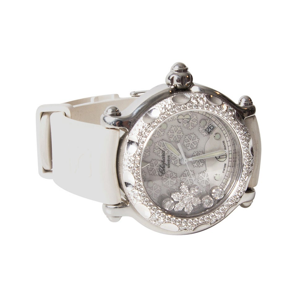 cd9b79828cd Gucci 1400l Stainless Steel Silver Tone Watch at 1stdibs