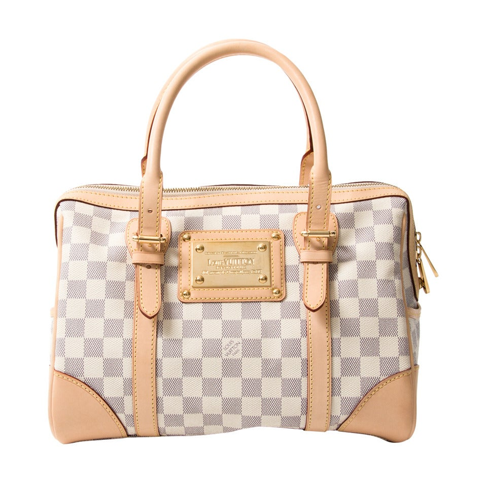 Louis Vuitton Damier Auzr Berkeley At 1stdibs