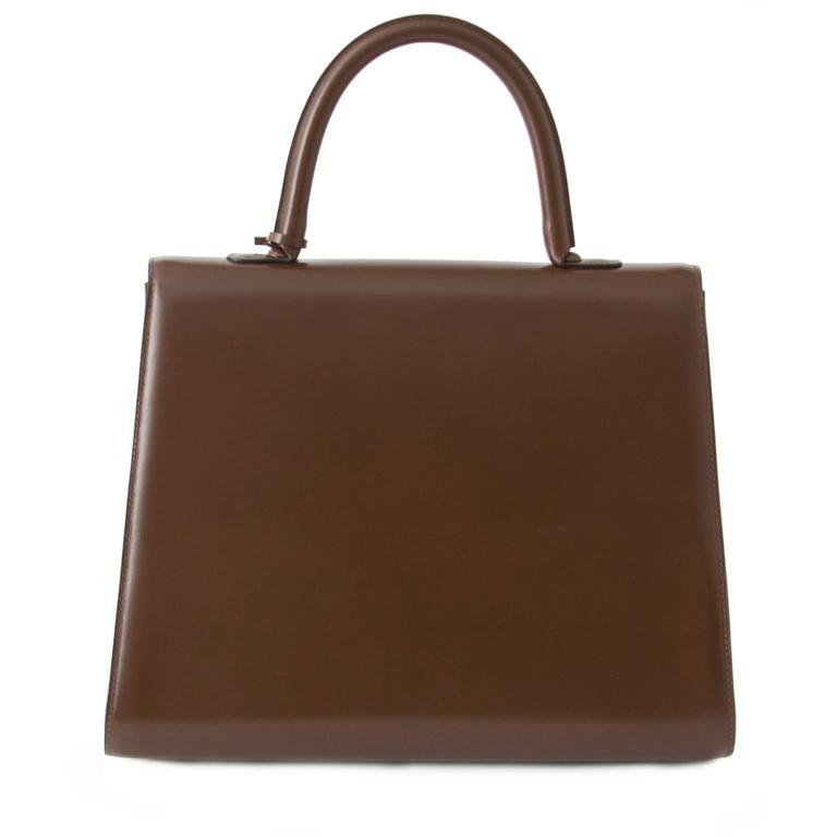 Delvaux Brillant GM Noisette 4