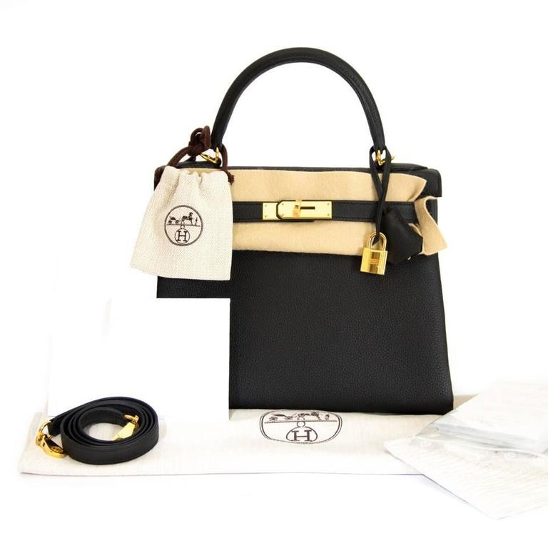 f3fdbdec0037 ... low price brand new hermès kelly. straight from the store it is made  from one