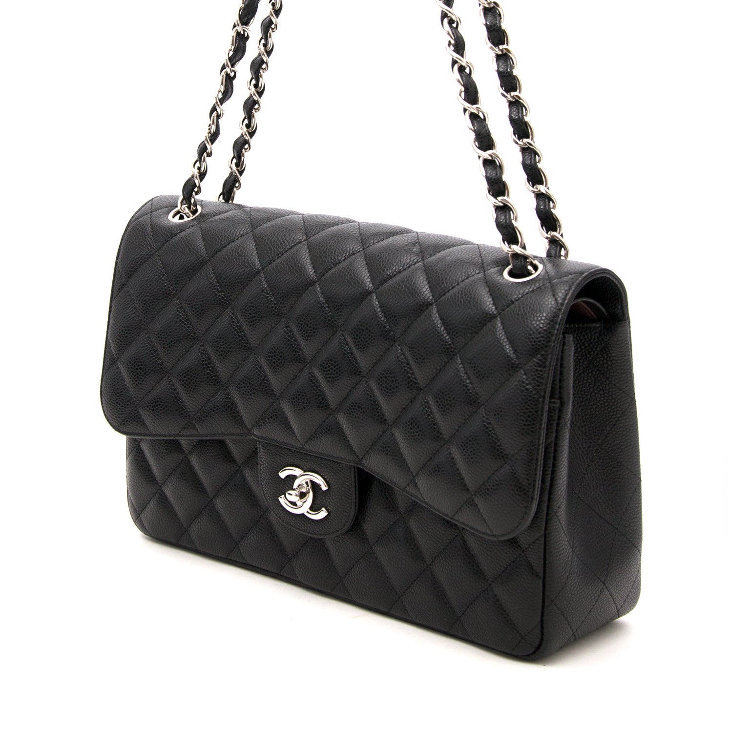 447d867a3036 Chanel Jumbo Classic Flap Bag at 1stdibs