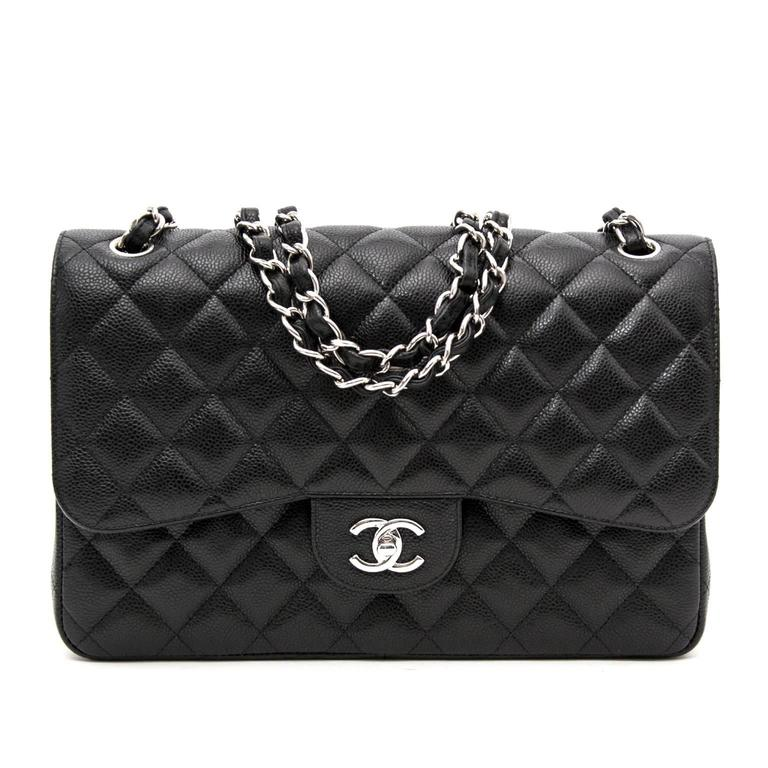 Chanel Jumbo Classic Flap Bag For