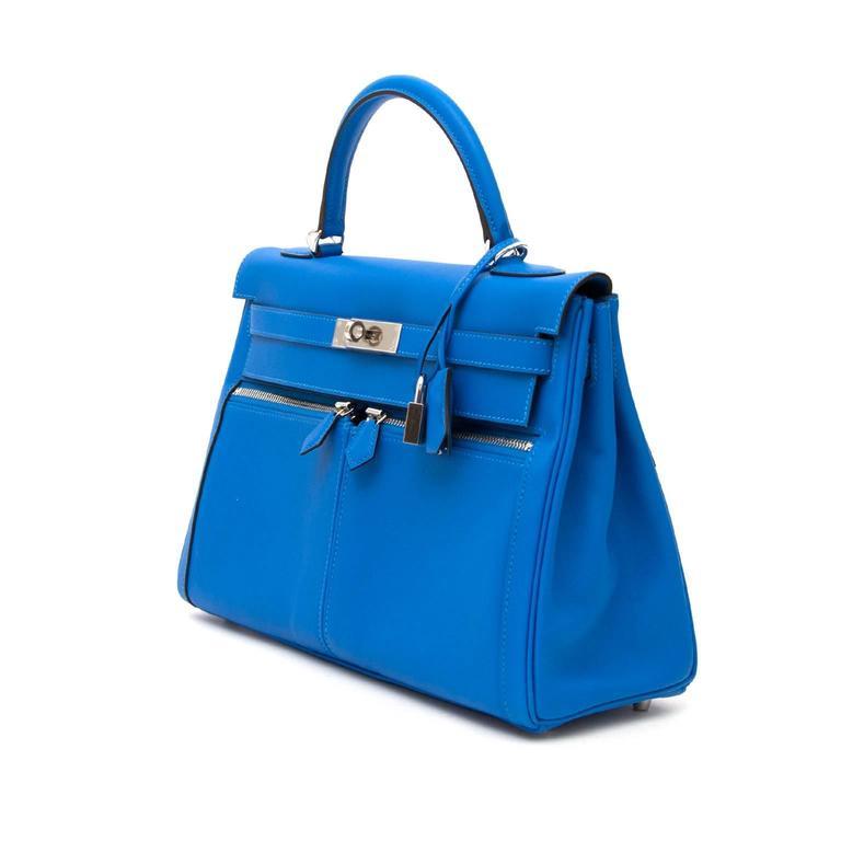 usa hermes kelly 28 bag vivid blue hydra 5d300 ca43b  official store brand  new hermès kelly lakis 32 veau swift bleu hydra phw the ever so 727a4aeeea29e