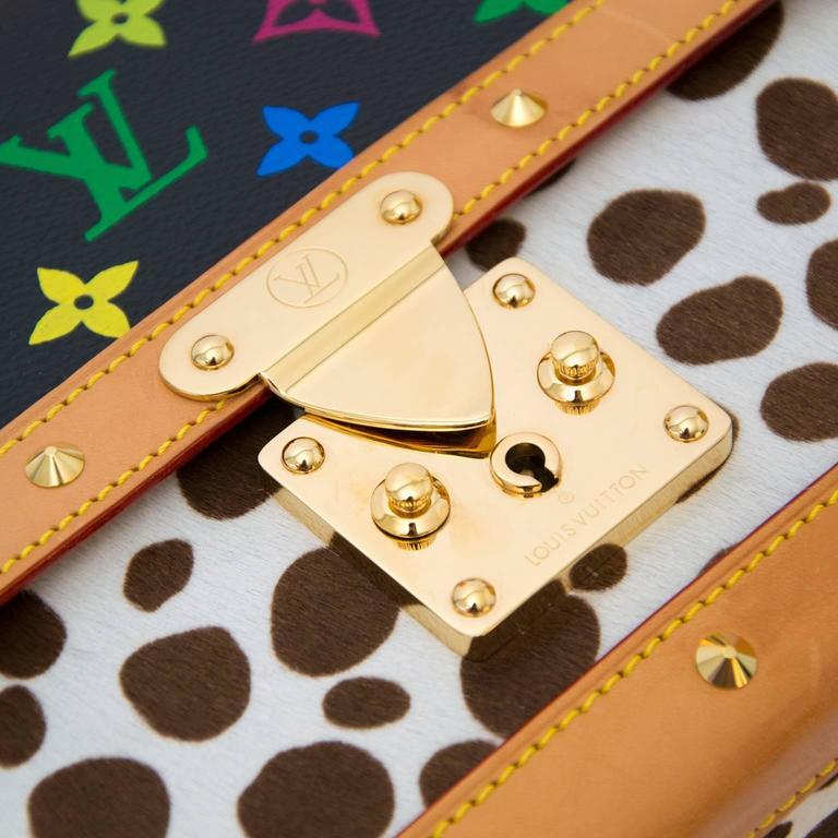 Louis Vuitton Dalmatian Sac Rabat Pony Hair Monogram Bag 6