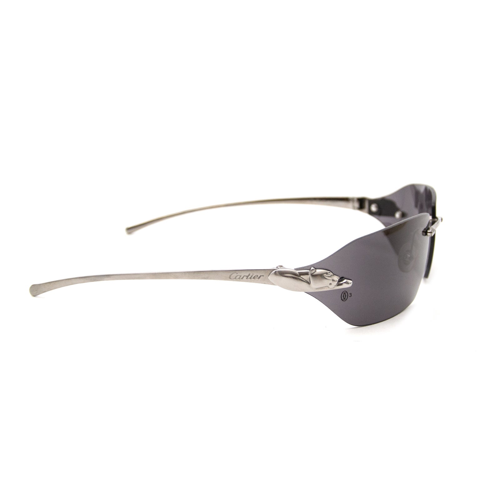 2539c1e3cc3e Cartier panthère de cartier sunglasses at stdibs jpg 1536x1536 Cartier  panther glasses