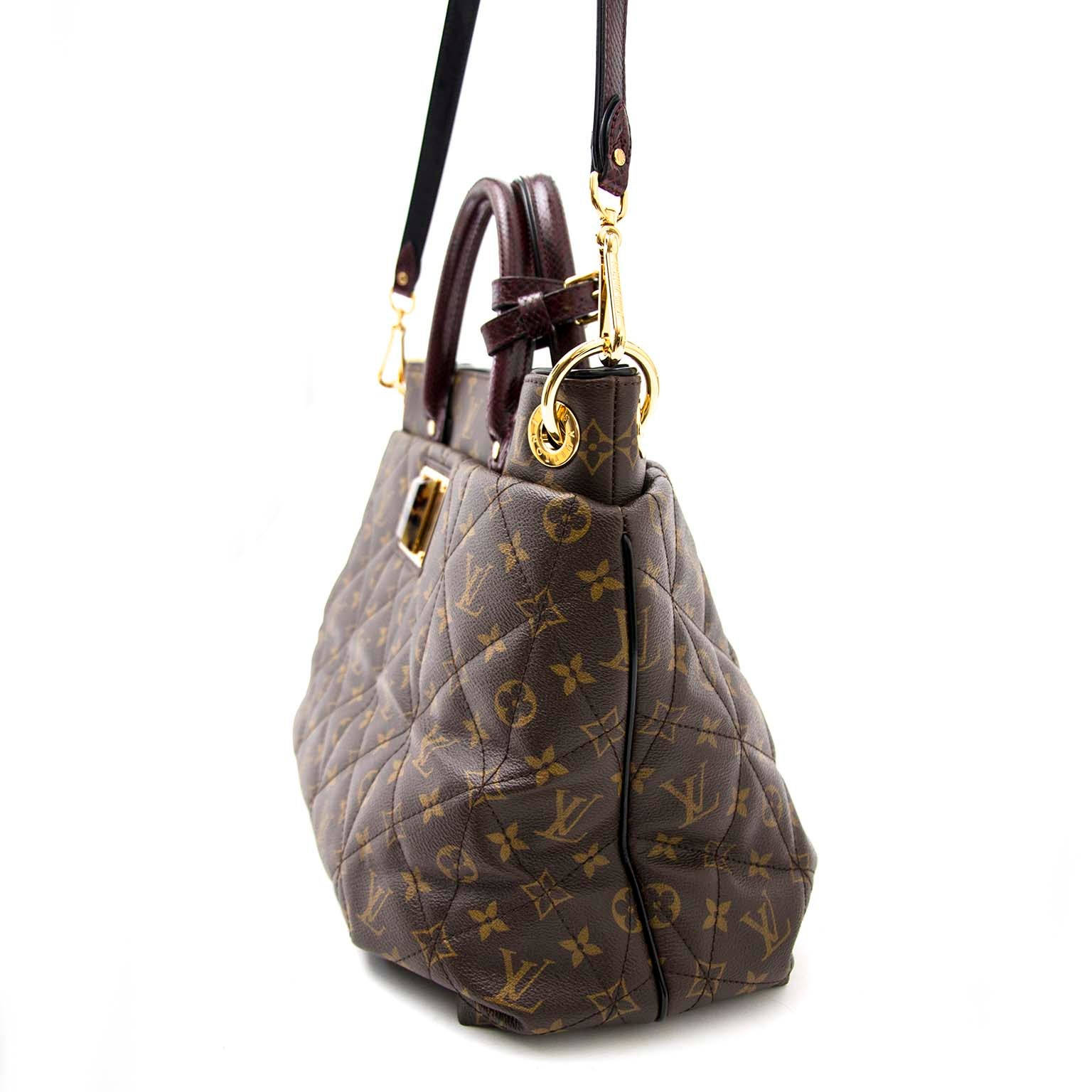 4d5cdd8ceda8 Louis Vuitton Monogram Etoile Exotique GM Tote Bag at 1stdibs