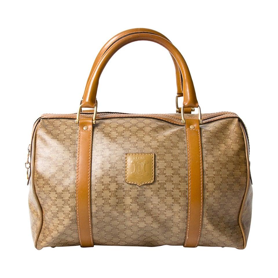 C¨¦line Monogram Speedy Bag at 1stdibs