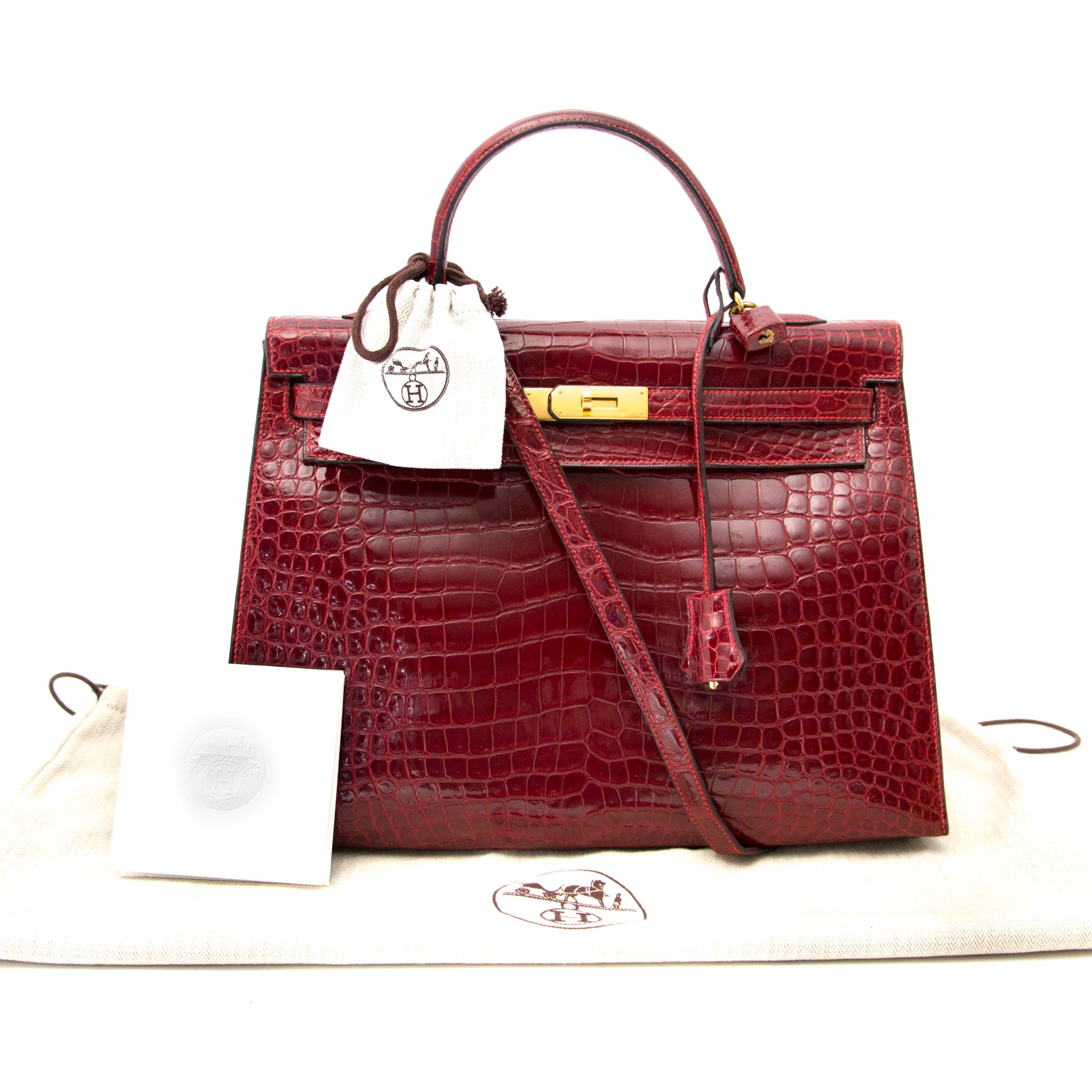 13a827dce8b ireland purchase guide hermès birkin vs. kelly 8cf20 220d7; 50% off rare hermes  kelly 35 rouge h alligator ghw at 1stdibs a5ee4 28b41