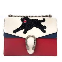 Gucci Dionysus Sequin Panther Medium Shoulder Bag
