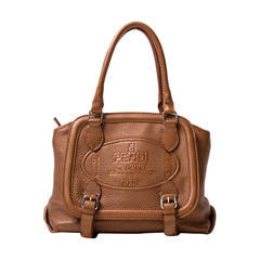 Fendi Logo Selleria Bag