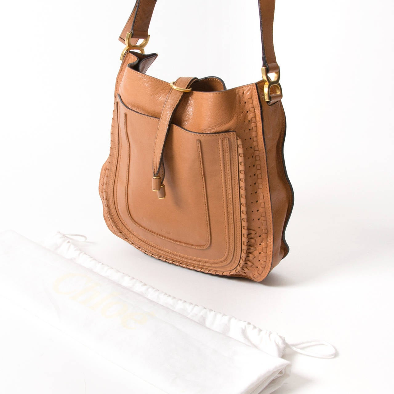chloe saddle messenger bag