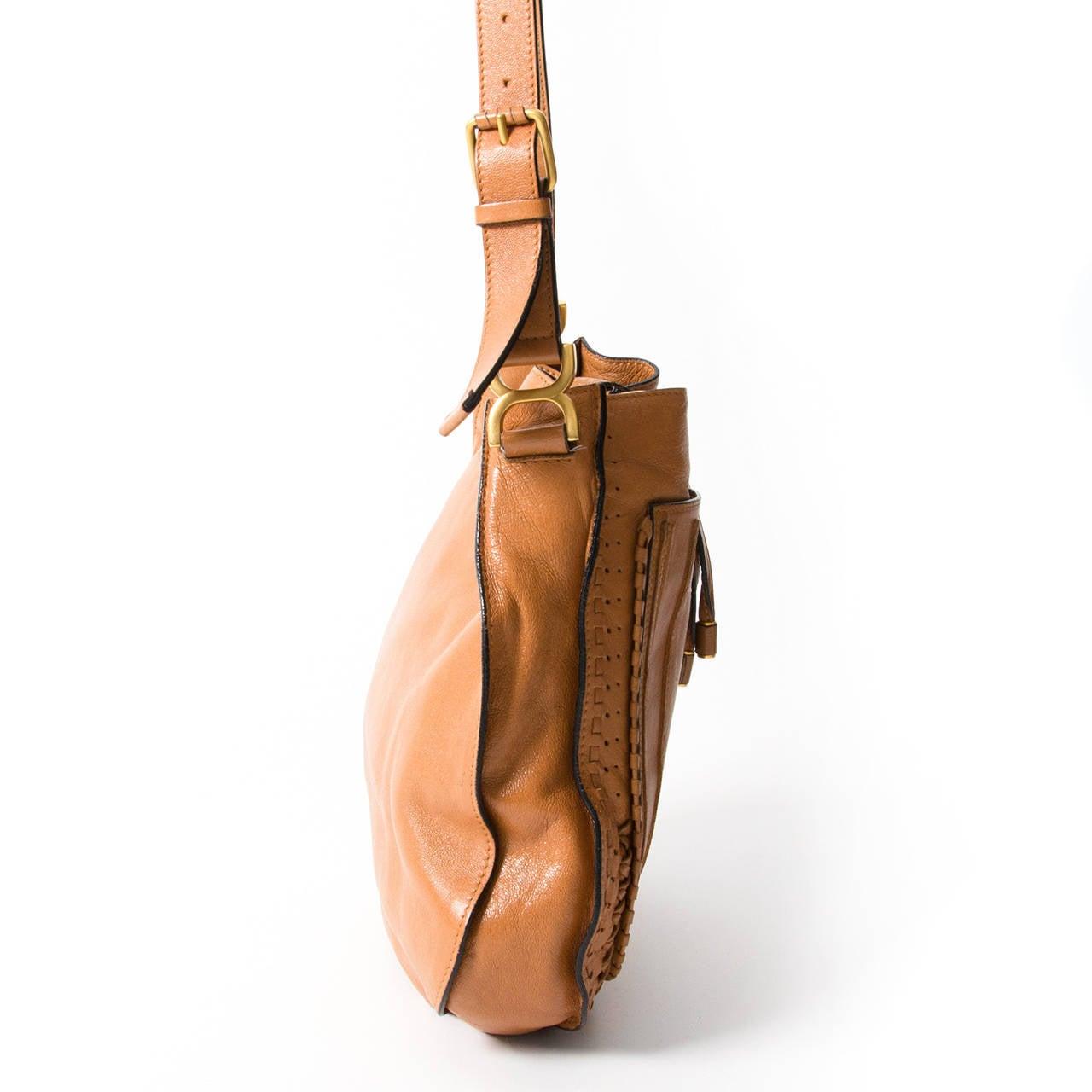 handbag chloe online - Chlo�� Cognac Saddle Shoulder Bag at 1stdibs