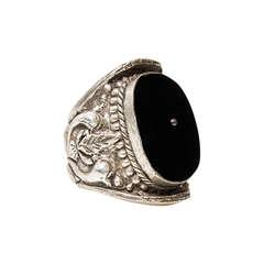 Yves Saint Laurent Large Cuff Bracelet