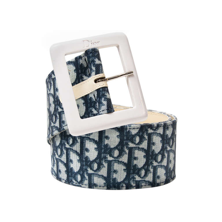 Christian Dior Monogram Belt 1