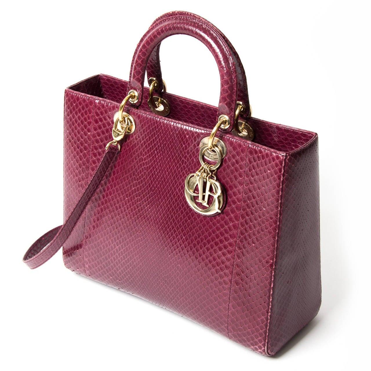 lady dior bag price - photo #40