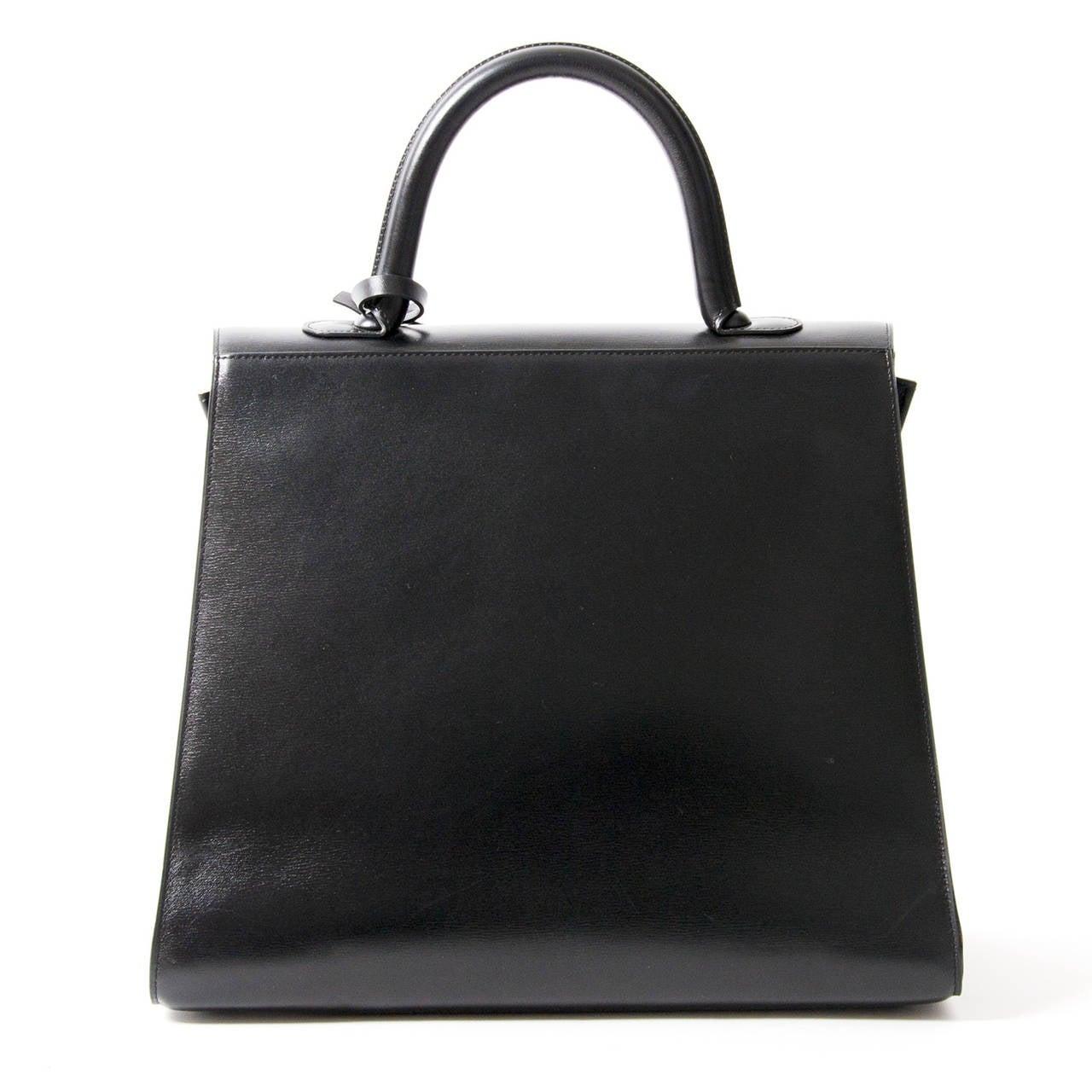 Delvaux Brillant Black Edition GM+B 5