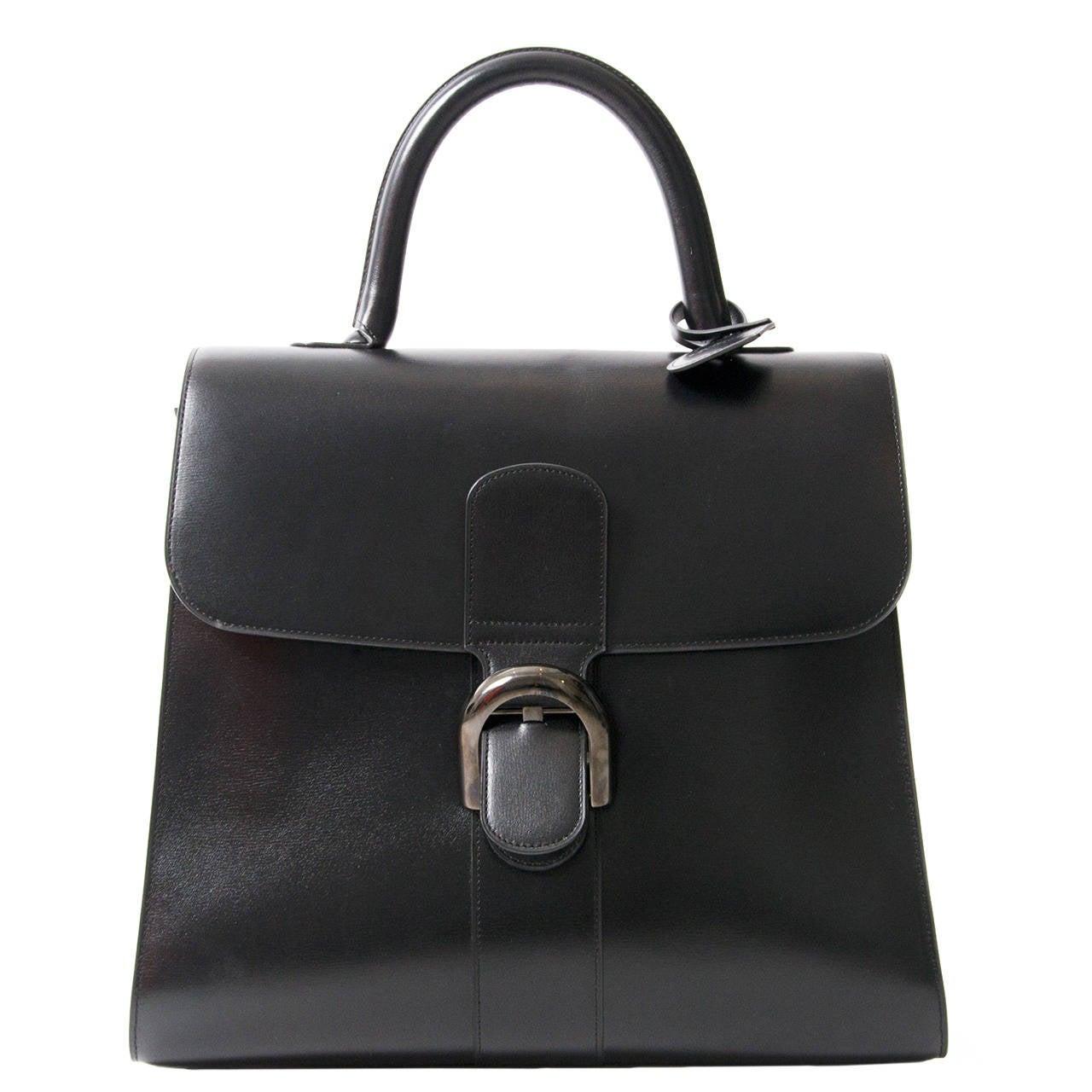 Delvaux Brillant Black Edition GM+B 1